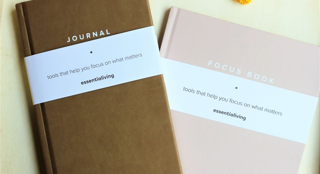 De planners en journals van Essentialiving