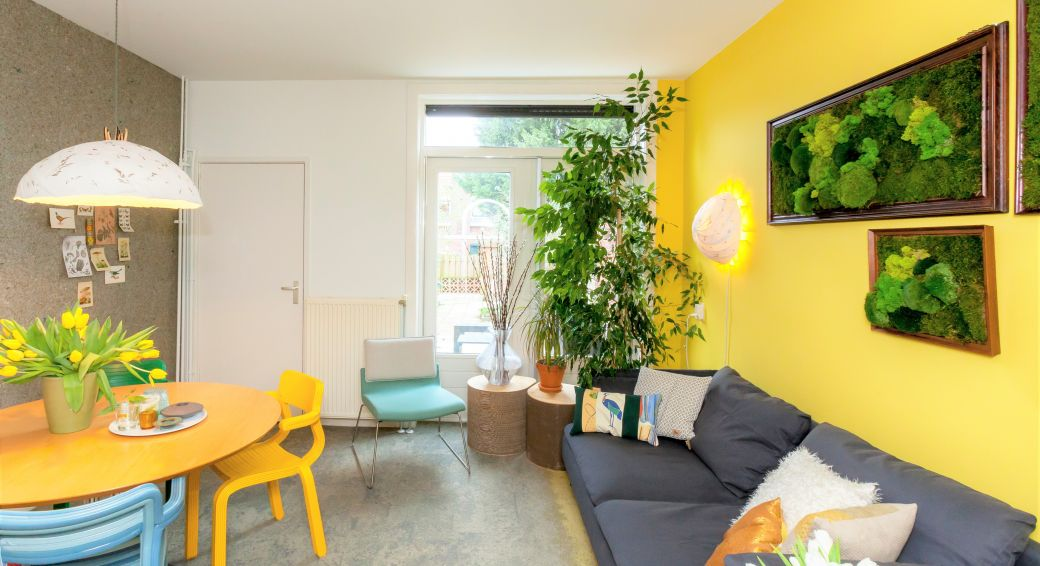 Modelwoning circulaire economie
