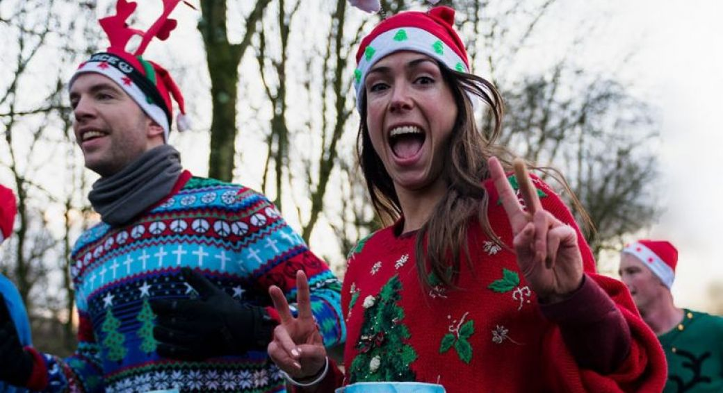 Doe mee met de ugly sweater run in Amsterdam!
