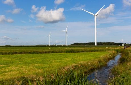 Extreme Eco Solutions recyclet oude windmolens