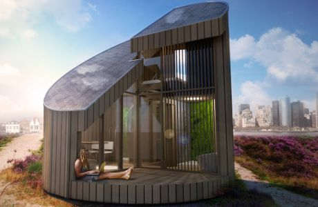 Deze 6 tiny houses staan in Nederland