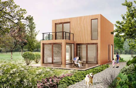Deze 6 tiny houses staan in nederland for Tiny house movement nederland