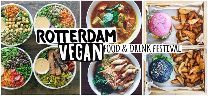 Rotterdam Vegan Food and Drinks festival