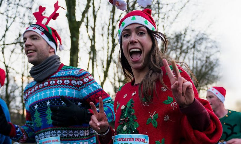 Ugly Sweater Run Amsterdam