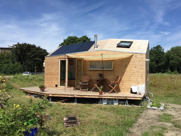 tiny houses in Nederland
