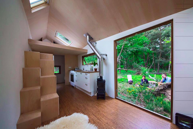 Tiny House Marjolein Jonker door Studio Walden.